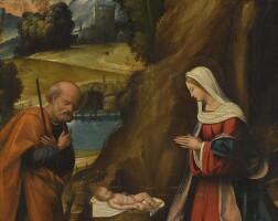 42. benvenuto tisi, called il garofalo   the holy family