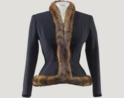 12. christian dior haute couture, automne-hiver 1947-1948