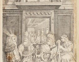73. shnei luhot ha-brit, isaiah ben abraham ha-levihorowitz,amsterdam: immanuel ben joseph athias: 1698