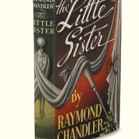 4. chandler, raymond