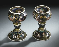 6. master i. c. (workshop active circa 1550-1615) french, limoges,circa 1600-1610