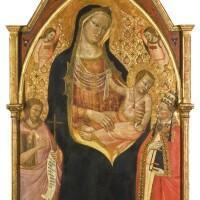 104. Master of the Christ Church Coronation