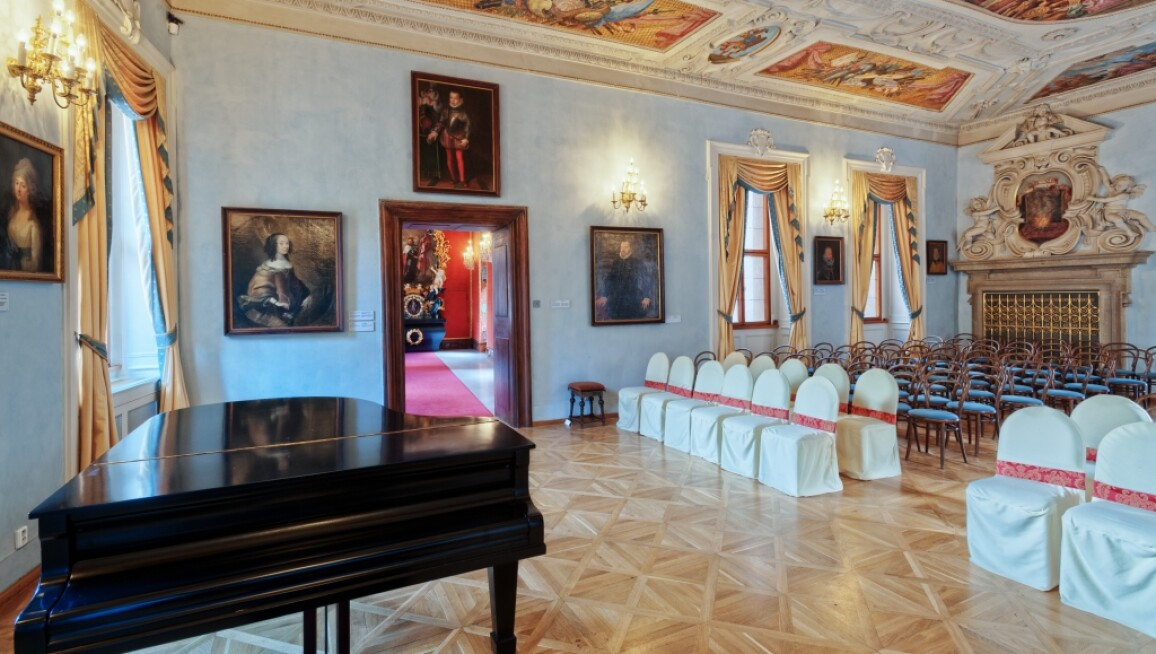 Concert Room, Lobkowicz Palace