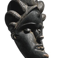 15. bassa mask, liberia