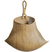 8. a bicornual basket or jawun, north east queensland late 19th century