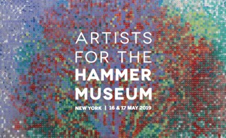 Contemporary Artists to Donate Works to Benefit the Hammer