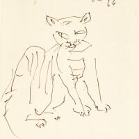 122. Oskar Kokoschka, R.A.