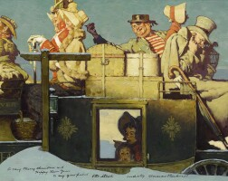 4. Norman Rockwell