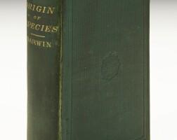 48. darwin, charles. the origin of species, 1872, sixth edition, eleventh thousand (1 vol.)