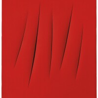 10. Lucio Fontana