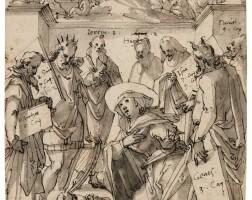 5. german school, late 16th century