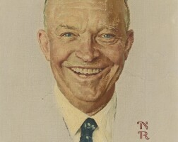 25. Norman Rockwell