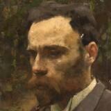 John William Waterhouse: Artist Portrait