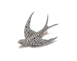 12. diamond brooch