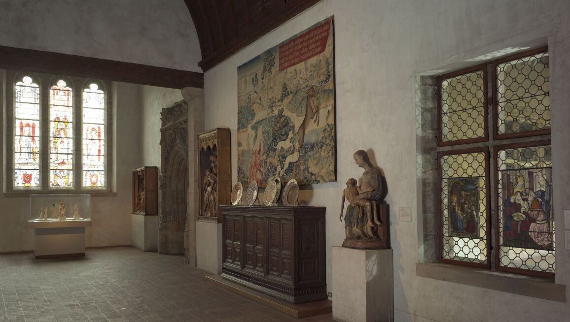 Boppard Room at The Met Cloisters Museum and Gardens