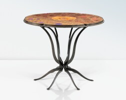23. andré dubreuil   occasional table