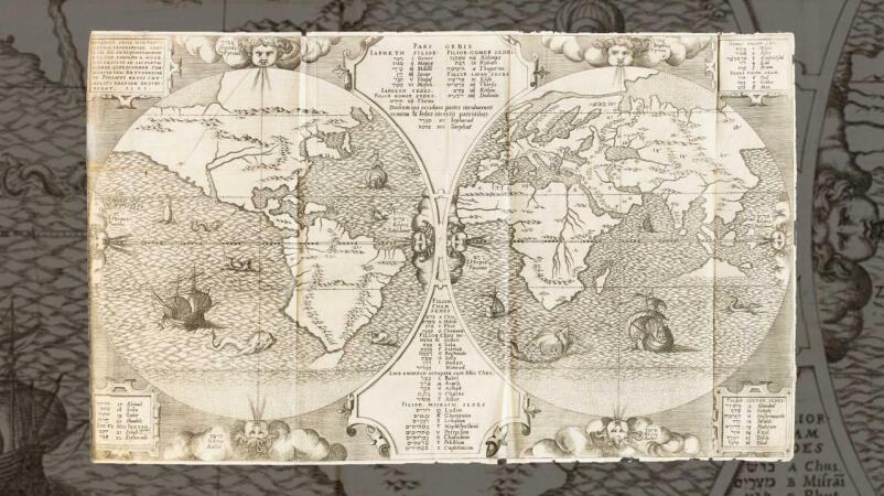 Mapping the Adventures of the First Explorers