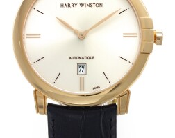 2. harry winston