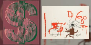 The Legendary Art of Warhol and Basquiat