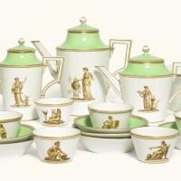 259. a berlin tea and coffee service, circa 1800