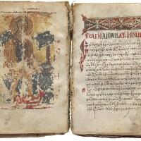 12. gospel of luke and john, in greek