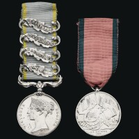 33. the crimean war medals awarded to the 2nd duke of cambridge  
