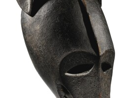 51. bamana mask, mali  
