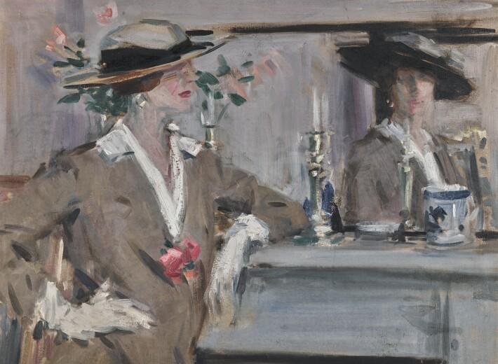 Francis Cadell, Reflection