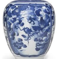 474. an arita vase edo period, late 17th century edo period, late 17th century | an arita vase