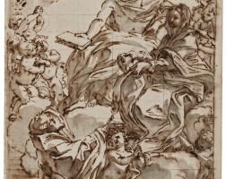 35. Giovanni Battista Gaulli, called Il Baciccio