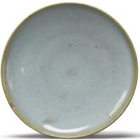 111. a sky-blue 'jun' dish song dynasty