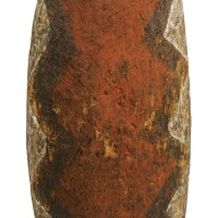 5. shield, south east queensland, australia late 19th century