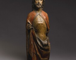 5. italian,early 15th century | christ as the man of sorrows