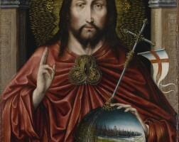 4. 佛蘭芒畫派,約1520年作