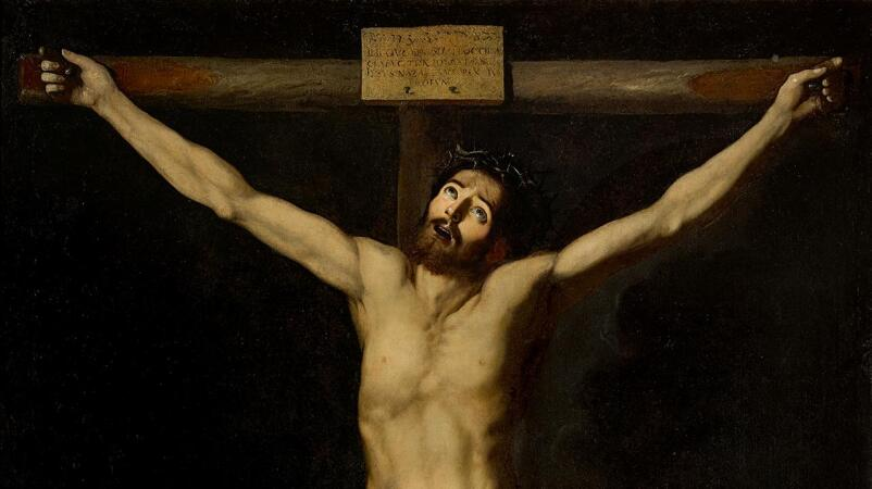 Zurbarán's Iconic Depiction of Christ on the Cross