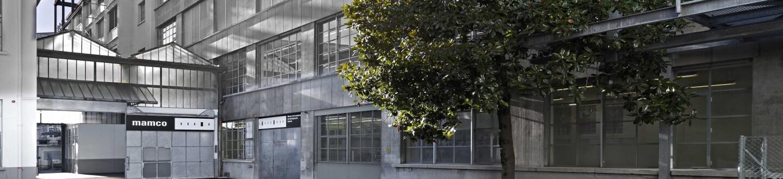 Exterior View, Musée d'Art Moderne et Contemporain, Genève
