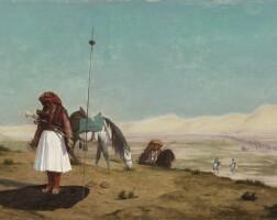 30. Jean-Léon Gérôme