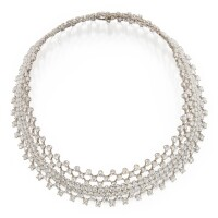48. diamond necklace