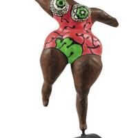 143. niki de saint-phalle | nana moyenne danseuse