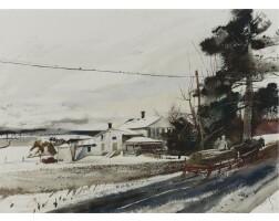 176. Andrew Wyeth