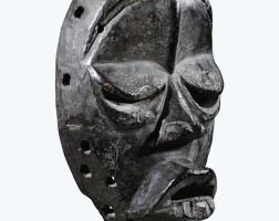 84. masque, dan, côte d'ivoire |