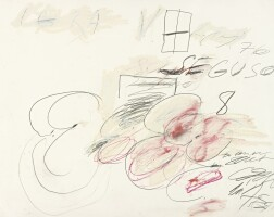 23. Cy Twombly