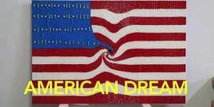 REBEKAH WAITES : AMERICAN DREAM