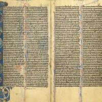 11. bible. old testament. latin