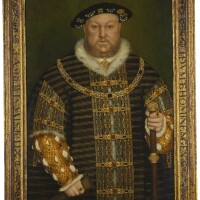 1. Circle of Hans Holbein
