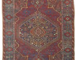 5. an oushak carpet, west anatolia |