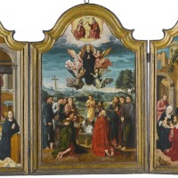 124. School of Bruges, circa 1530-40