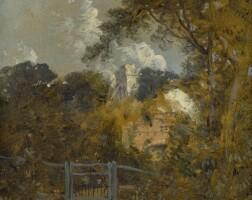 506. Follower of John Constable, R.A.