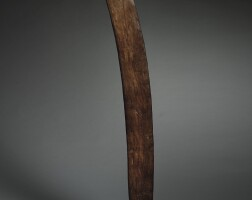 8. a rainforest sword club, north east queensland late 19th century |