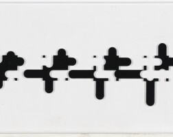 48. gianni colombo   quattro cerchi attraversano un quadrato in dodici tempi